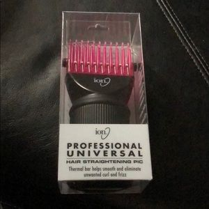 Other - ION professional universal hair straightening pic